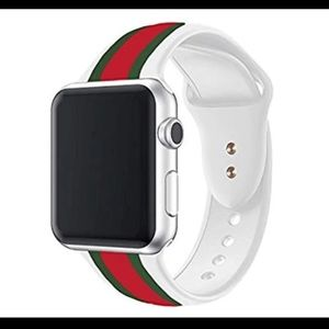 Other - Gucci print Apple Watch band